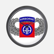 82nd Airborne Division Wall Clock
