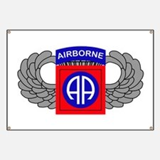 82nd Airborne Division Banner