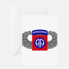 82nd Airborne Division Greeting Card