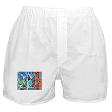 Cubist Rolling Hills Boxer Shorts