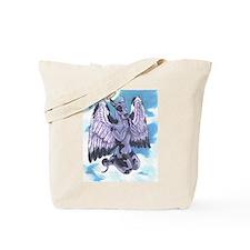 Angel Merle Great Dane Tote Bag