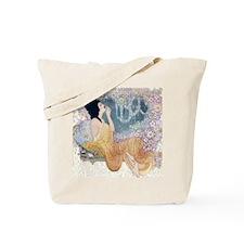 Art Deco Vanity Lady Tote Bag