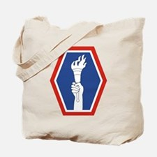 442 Infantry Division.psd.png Tote Bag