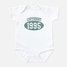 Copyright 1995 Infant Bodysuit