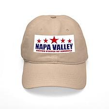 Napa Valley U.S.A. Baseball Cap