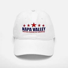 Napa Valley U.S.A. Baseball Baseball Cap
