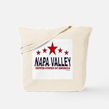 Napa Valley U.S.A. Tote Bag