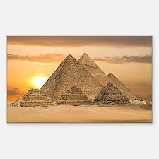 Giza Pyramids Decal
