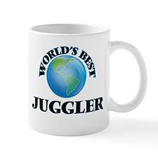 World's Best Juggler Mugs