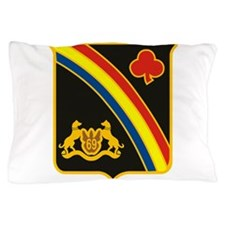 69th ID Crest.png Pillow Case