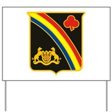 69th ID Crest.png Yard Sign