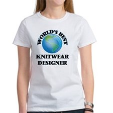 World's Best Knitwear Designer T-Shirt