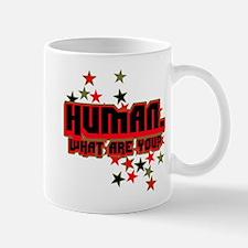 Human. Mug
