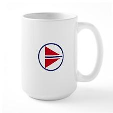 norway_roundel Mugs