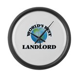 Best landlord Giant Clocks