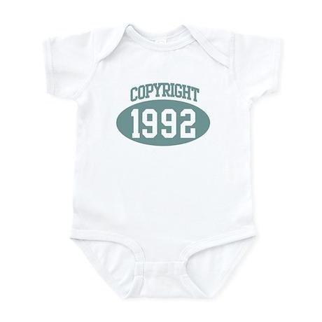 Copyright 1992 Infant Bodysuit