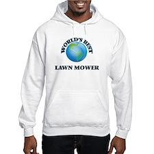 World's Best Lawn Mower Hoodie