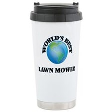 World's Best Lawn Mower Travel Mug