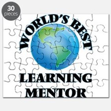 World's Best Learning Mentor Puzzle