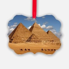 Giza Pyramids Ornament