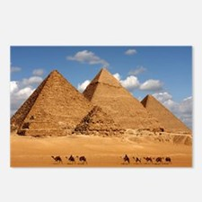Giza Pyramids Postcards (Package of 8)