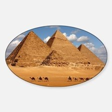 Giza Pyramids Decal