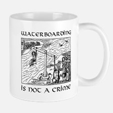 Waterboarding Mug (small)