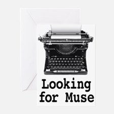 Looking for Muse Greeting Cards