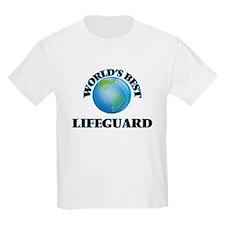 World's Best Lifeguard T-Shirt