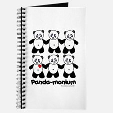 Panda-monium Journal