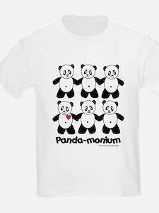 Panda-monium T-Shirt