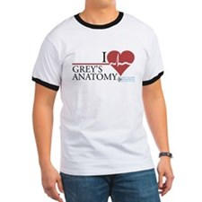 I Heart Grey's Anatomy T-Shirt