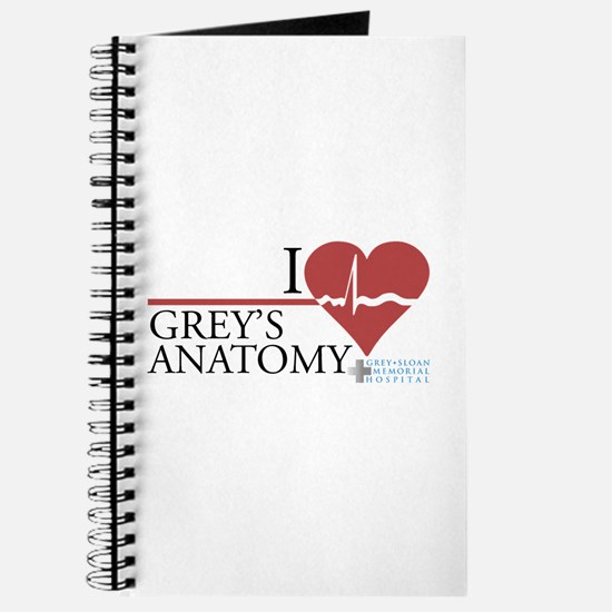 I Heart Grey's Anatomy Journal