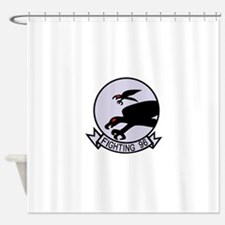 vf-96.png Shower Curtain