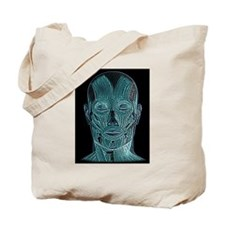 Contemplating the inner man Tote Bag
