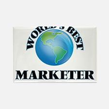 World's Best Marketer Magnets