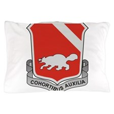 94th Engineer Combat Bn (Heavy).png Pillow Case