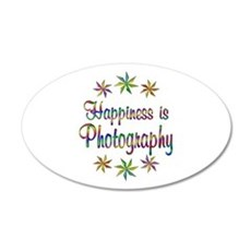 Happiness is Photography Wall Decal