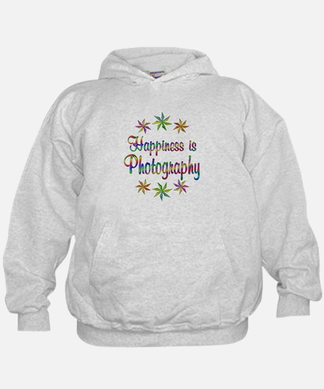 Happiness is Photography Hoodie
