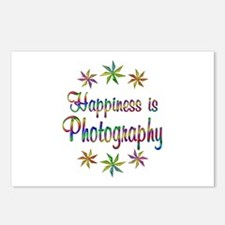 Happiness is Photography Postcards (Package of 8)