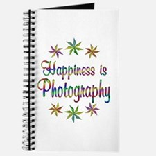 Happiness is Photography Journal