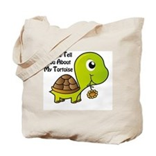Let Me Tell You About My Tortoise Tote Bag