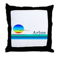 Arjun Throw Pillow
