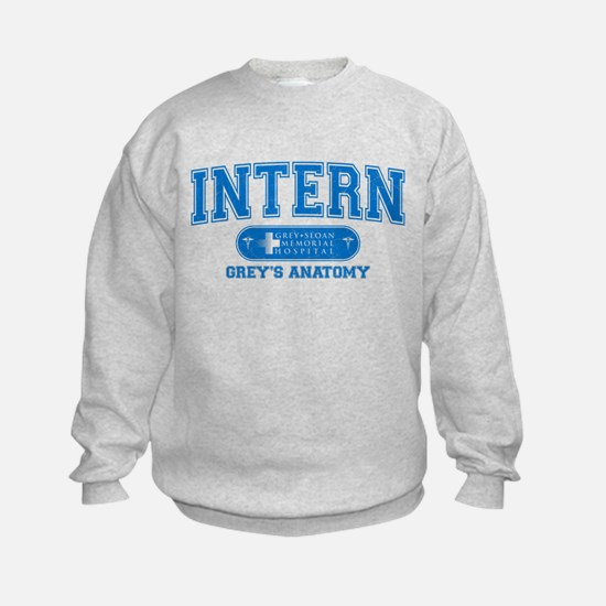 Grey's Anatomy Intern Sweatshirt