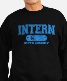 Grey's Anatomy Intern Dark Sweatshirt