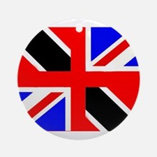 UK Trini Ornament (Round)