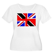 UK Trini Plus Size T-Shirt