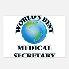 World's Best Medical Secr Postcards (Package of 8)