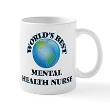 World's Best Mental Health Nurse Mugs