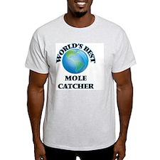 World's Best Mole Catcher T-Shirt